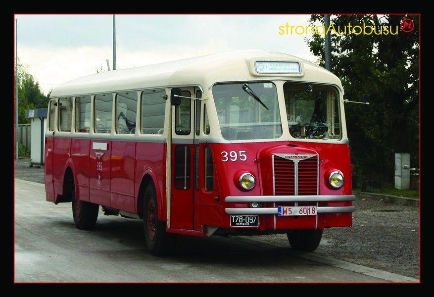 Pocztówka autobus Chausson AH48