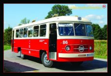 Pocztówka autobus San H01B