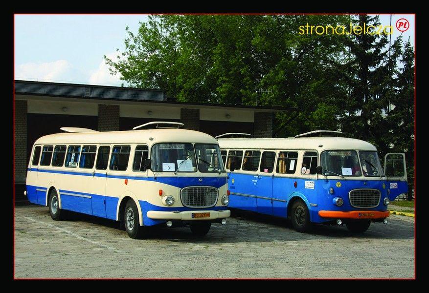 Pocztówka autobus Jelcz 043 nr 8081