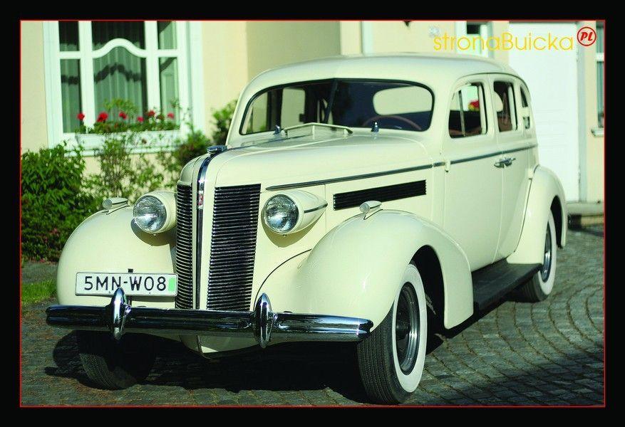 Pocztówka Buick