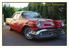 Pocztówka Oldsmobile przód - Historia Motoryzacji