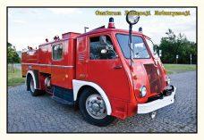 Pocztówka Star 25 przód - Historia Motoryzacji