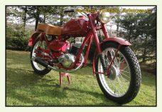 Pocztówka WSK M06 przód - Historia Motoryzacji