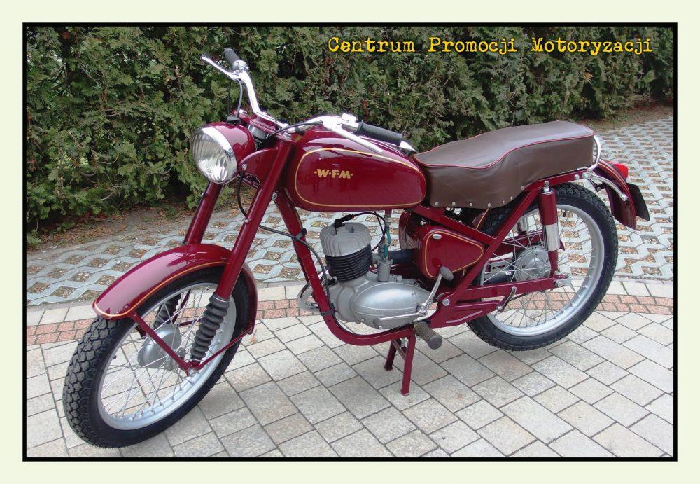 Pocztówka WFM M06 przód - Historia Motoryzacji
